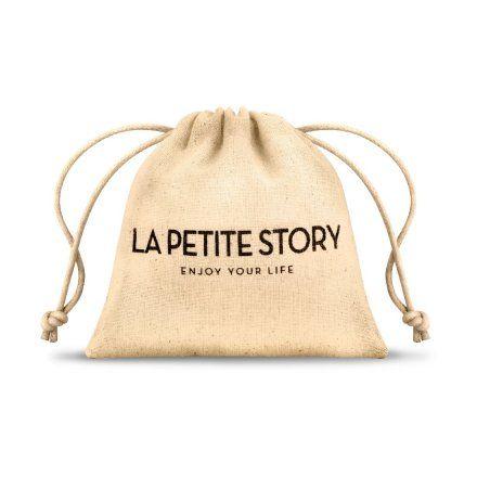 Kolczyki damskie koła LA PETITE STORY CERCHI LPS01AQB16