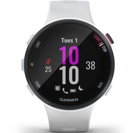 GARMIN Forerunner 45S Biały zegarek do biegania 010-02156-10