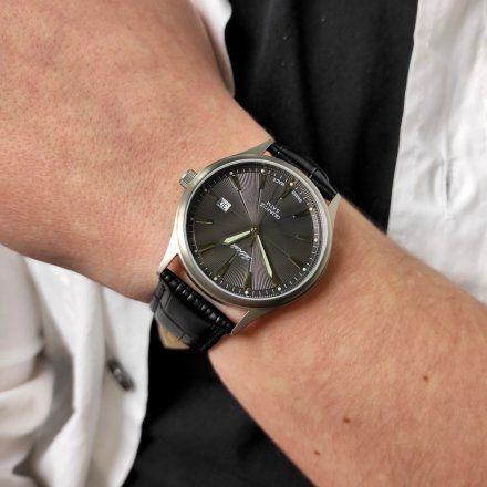 Zegarek Męski Adriatica na pasku A1171.4216Q - Zegarek Kwarcowy Swiss Made