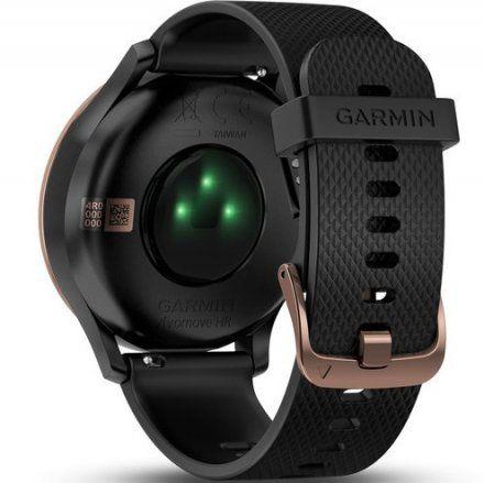 GARMIN Vivomove HR Czarny zegarek hybrydowy 010-01850-26