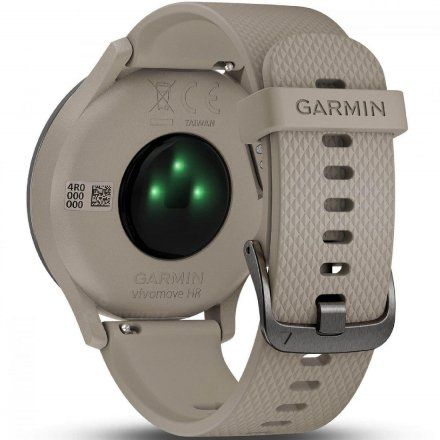 GARMIN Vivomove HR Szary zegarek hybrydowy 010-01850-03