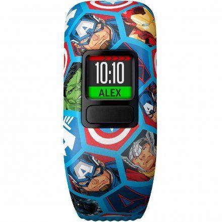 GARMIN Opaska Vivofit jr. 2 Marvel Avengers 010-01909-02