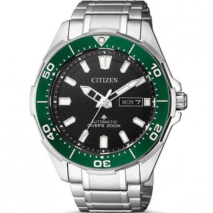 Citizen NY0071-81EE Zegarek Męski na bransolecie Promaster Diver's Automatic
