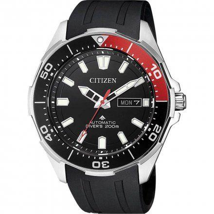 Citizen NY0076-10EE Zegarek Męski na bransolecie Promaster Diver's Automatic