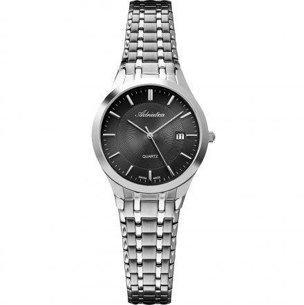 Zegarek Damski Adriatica na bransolecie A3136.5116Q - Zegarek Kwarcowy Swiss Made