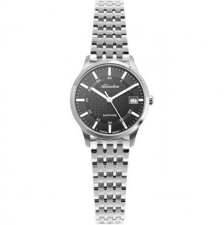 Zegarek Damski Adriatica na bransolecie A3156.5116Q - Zegarek Kwarcowy Swiss Made