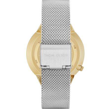 Zegarek Thom Olson CBTO052 Gypset Silver Mesh