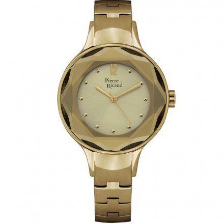 Pierre Ricaud P21026.1171Q Zegarek - Niemiecka Jakość