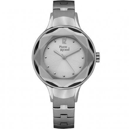 Pierre Ricaud P21026.5173Q Zegarek - Niemiecka Jakość