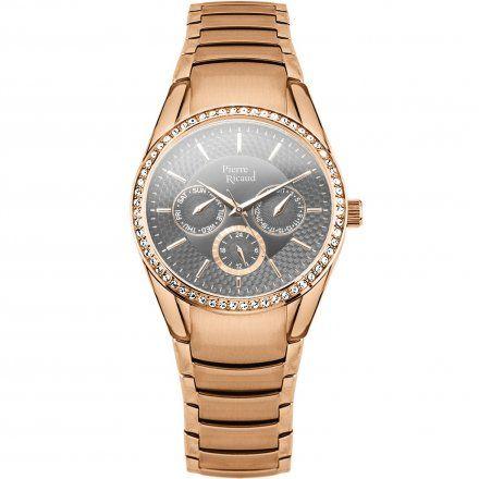 Pierre Ricaud P21032.9117QFZ Zegarek - Niemiecka Jakość