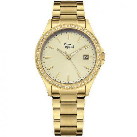 Pierre Ricaud  P21047.1111QZ Zegarek - Niemiecka Jakość