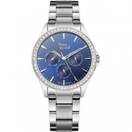 Pierre Ricaud P21047.5115QFZ Zegarek - Niemiecka Jakość