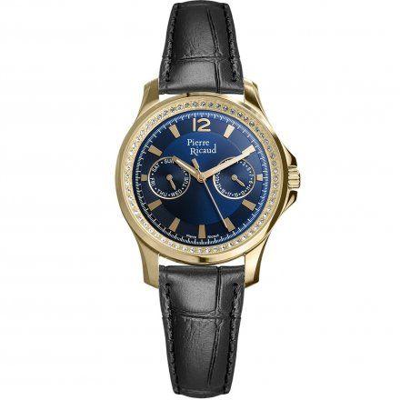 Pierre Ricaud P21049.1255QFZ2 Zegarek - Niemiecka Jakość