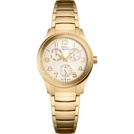 Pierre Ricaud  P21050.1151QF Zegarek - Niemiecka Jakość