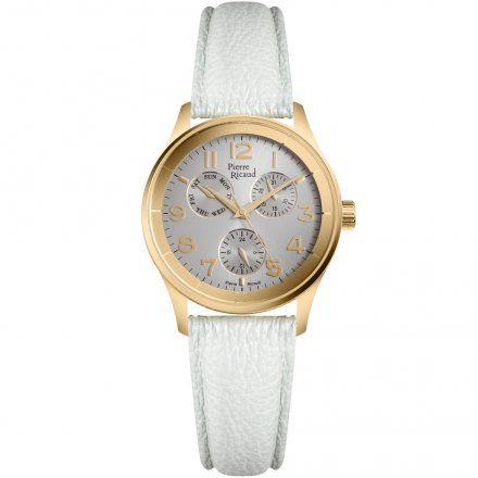 Pierre Ricaud P21050.1G57QF Zegarek - Niemiecka Jakość