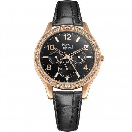 Pierre Ricaud P21069.9256QFZ Zegarek - Niemiecka Jakość