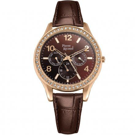 Pierre Ricaud P21069.9BGQFZ Zegarek - Niemiecka Jakość