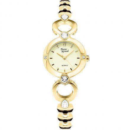 Pierre Ricaud  P21070.1111QZ Zegarek - Niemiecka Jakość
