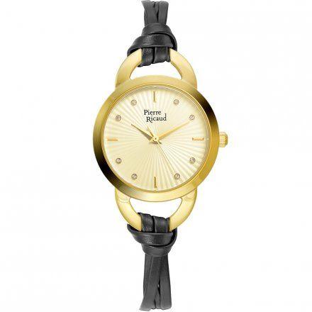 Pierre Ricaud  P21073.1291Q Zegarek - Niemiecka Jakość