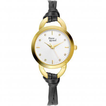 Pierre Ricaud  P21073.1293Q Zegarek - Niemiecka Jakość
