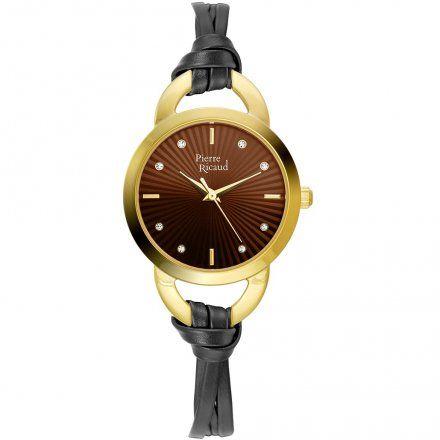 Pierre Ricaud  P21073.129GQ Zegarek - Niemiecka Jakość