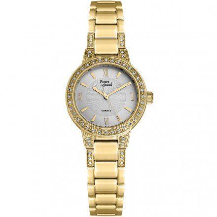Pierre Ricaud  P21074.1167QZ Zegarek - Niemiecka Jakość