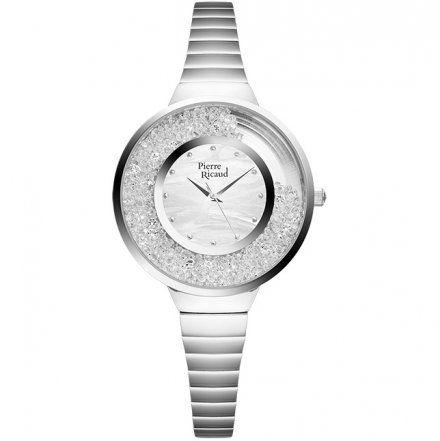 Pierre Ricaud P21093.514FQ Zegarek - Niemiecka Jakość