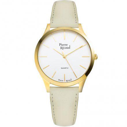 Pierre Ricaud  P22000.1V13Q Zegarek - Niemiecka Jakość