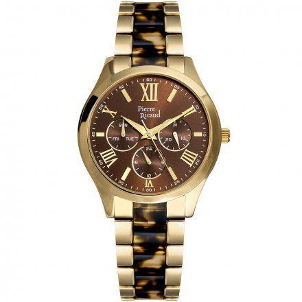Pierre Ricaud  P22006.113GQF Zegarek - Niemiecka Jakość