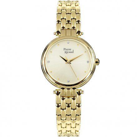 Pierre Ricaud  P22010.1141Q Zegarek - Niemiecka Jakość