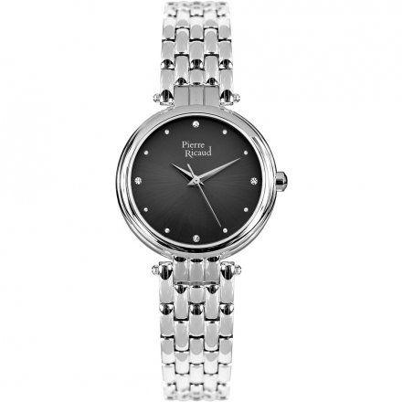 Pierre Ricaud  P22010.5144Q Zegarek - Niemiecka Jakość