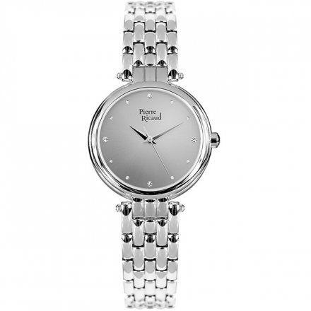 Pierre Ricaud  P22010.5147Q Zegarek - Niemiecka Jakość