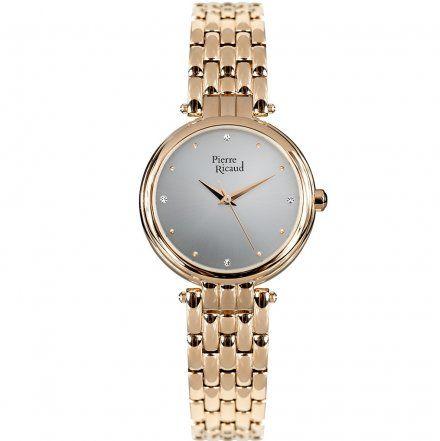 Pierre Ricaud  P22010.9147Q Zegarek - Niemiecka Jakość