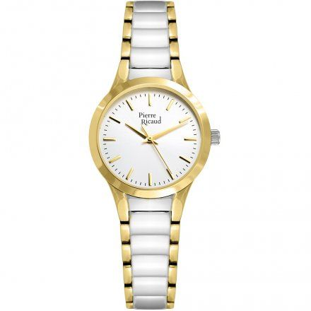 Pierre Ricaud  P22011.2113Q Zegarek - Niemiecka Jakość