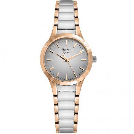 Pierre Ricaud  P22011.R117Q Zegarek - Niemiecka Jakość