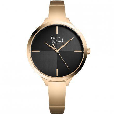Pierre Ricaud  P22012.1114Q Zegarek - Niemiecka Jakość