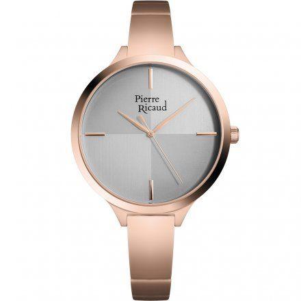 Pierre Ricaud  P22012.9117Q Zegarek - Niemiecka Jakość