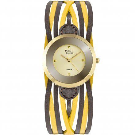 Pierre Ricaud  P22016.1M41Q Zegarek - Niemiecka Jakość