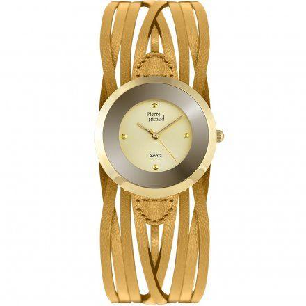 Pierre Ricaud  P22016.1V41Q Zegarek - Niemiecka Jakość