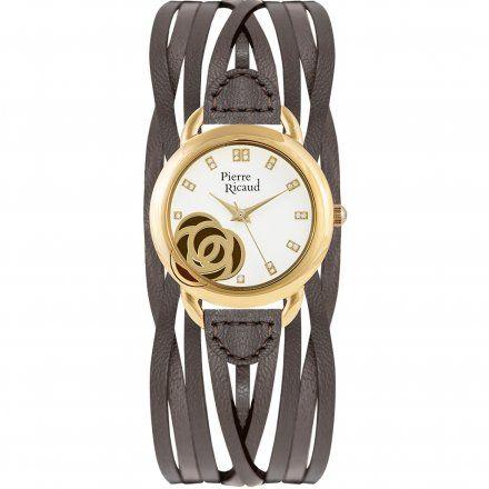 Pierre Ricaud P22017.1213Q Zegarek - Niemiecka Jakość