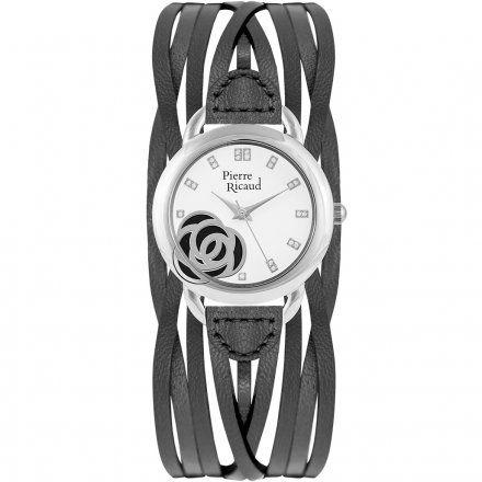 Pierre Ricaud P22017.5213Q Zegarek - Niemiecka Jakość