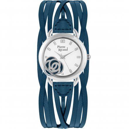 Pierre Ricaud P22017.5413Q Zegarek - Niemiecka Jakość