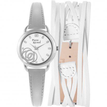 Pierre Ricaud P22017.5G13Q  Zegarek - Niemiecka Jakość