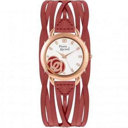 Pierre Ricaud P22017.9013Q Zegarek - Niemiecka Jakość