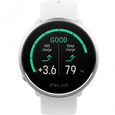 4c03d144af8 Polar IGNITE Biały zegarek fitness z GPS - 959,00 zł - Otozegarki.pl
