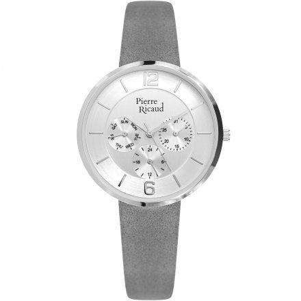Pierre Ricaud P22023.5G53QF  Zegarek - Niemiecka Jakość