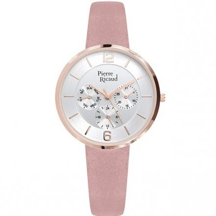 Pierre Ricaud P22023.96R3QF  Zegarek - Niemiecka Jakość