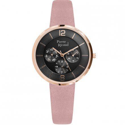 Pierre Ricaud P22023.96R4QF  Zegarek - Niemiecka Jakość