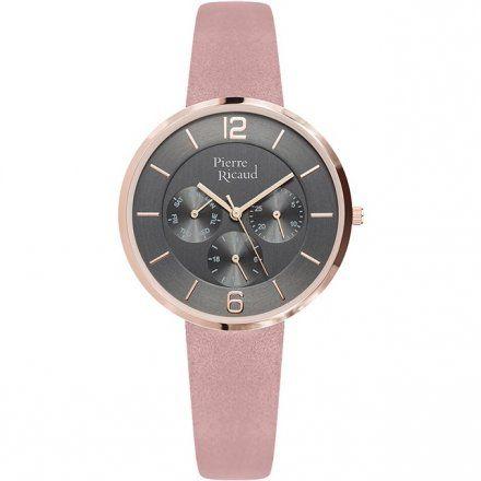 Pierre Ricaud P22023.96R7QF  Zegarek - Niemiecka Jakość