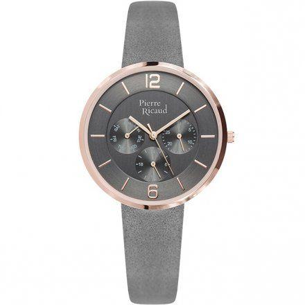 Pierre Ricaud P22023.9G57QF2  Zegarek - Niemiecka Jakość